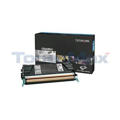 LEXMARK C524 C534 TONER CARTRIDGE 5K